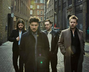 Song Review Mumford Amp Son S Go Electric On Believe