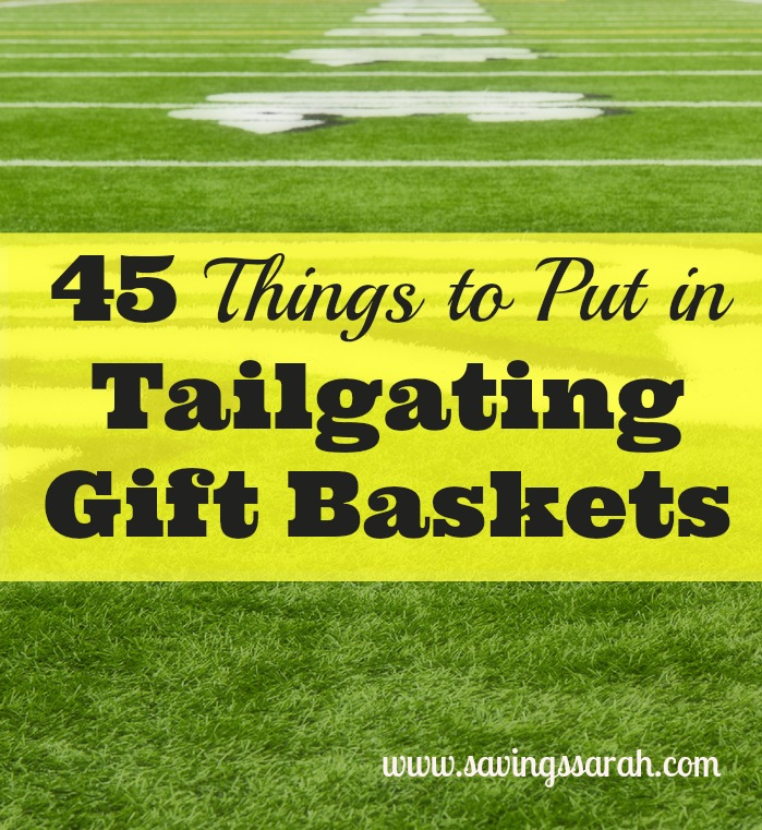 Gift Basket Ideas For Raffles