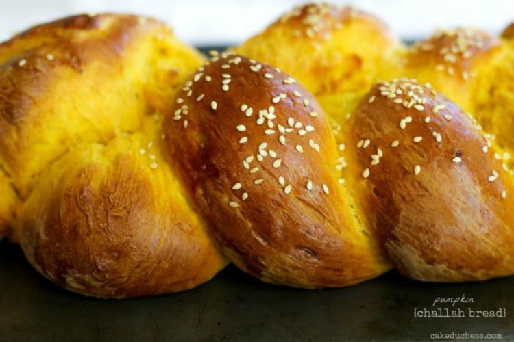 image of pumpkin bread