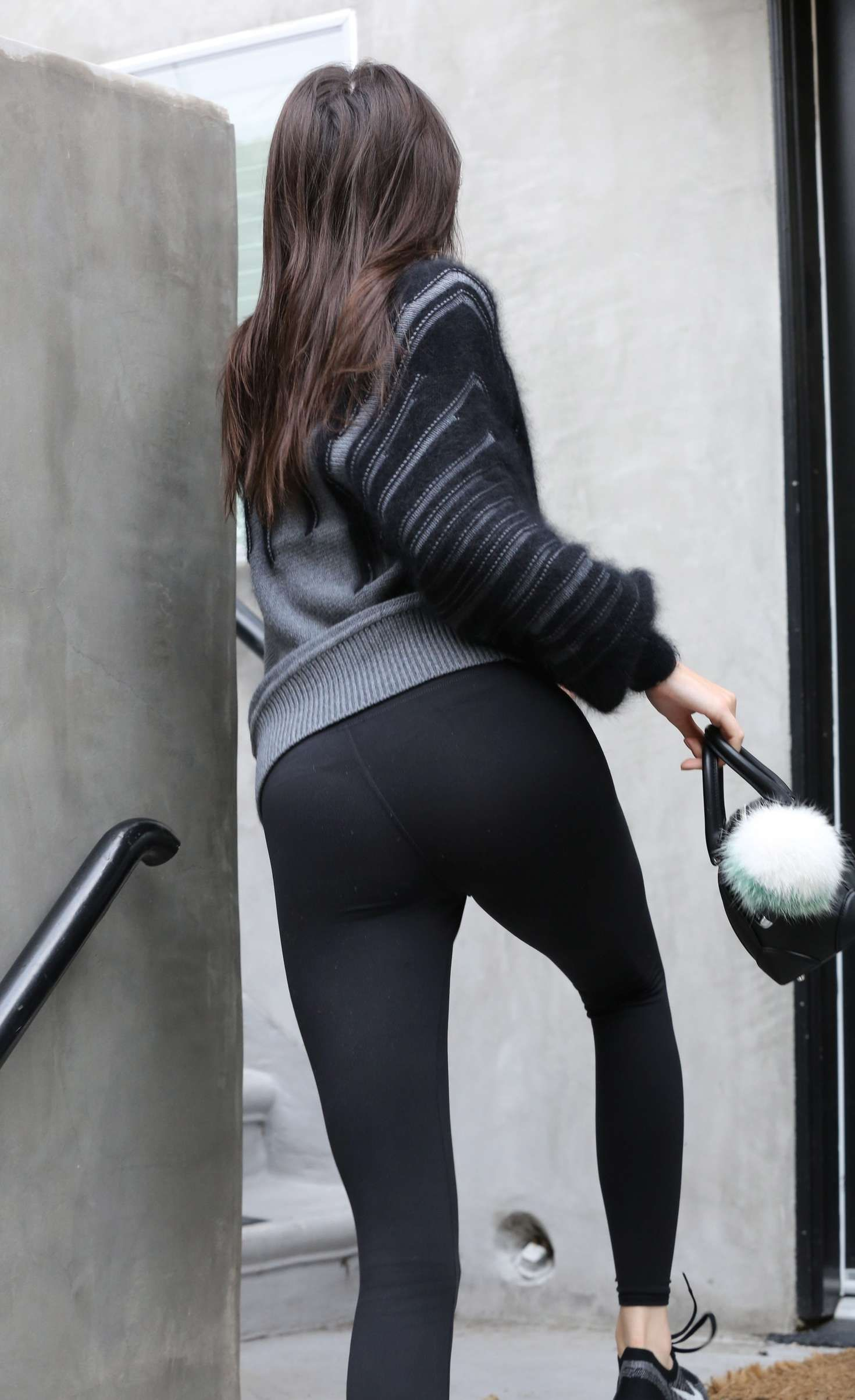 Kendall Jenner Nike Running Shoes