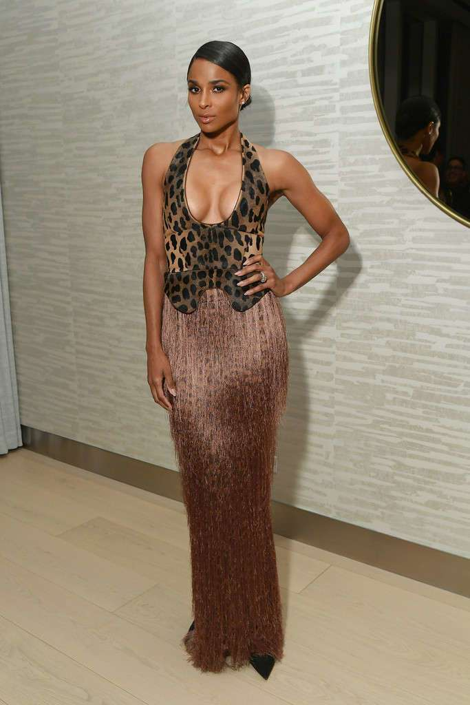 Ciara At Instyle Dinner 1 Sawfirst