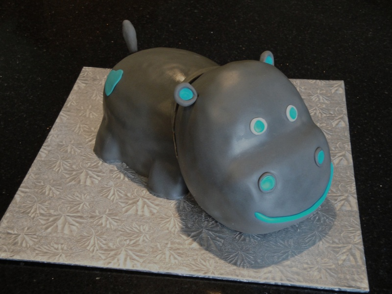 Baby Shower Cakes 3d