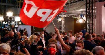 """Elezioni Germania, Spd: """"Tocca a noi formare il governo"""""""