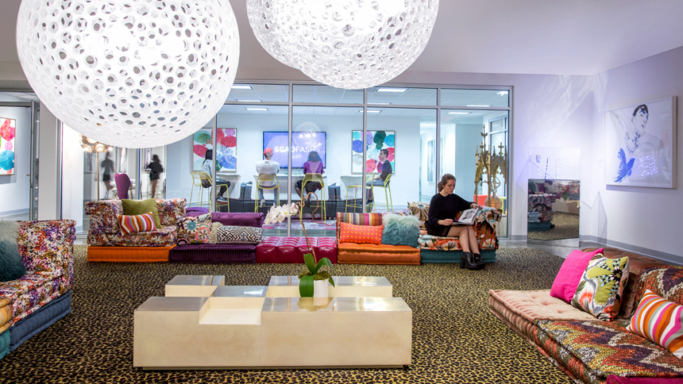 SCAD interior design tops DesignIntelligence rankings for fifth year     1 of 8