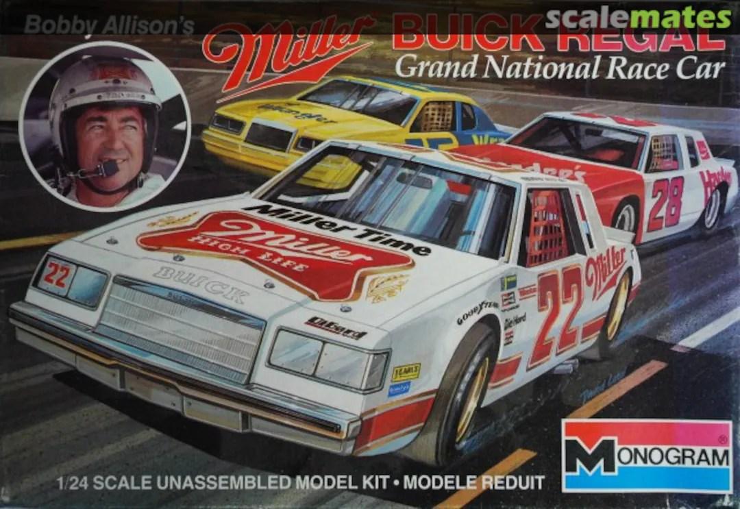 Regal 1985 Buick Race Car