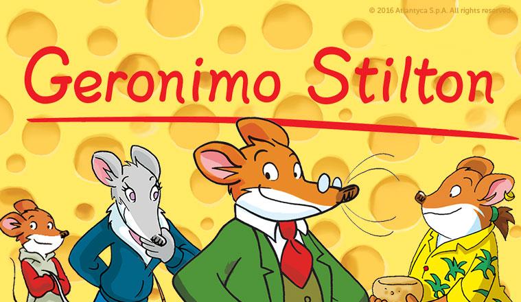 Pack Books Stilton Geronimo