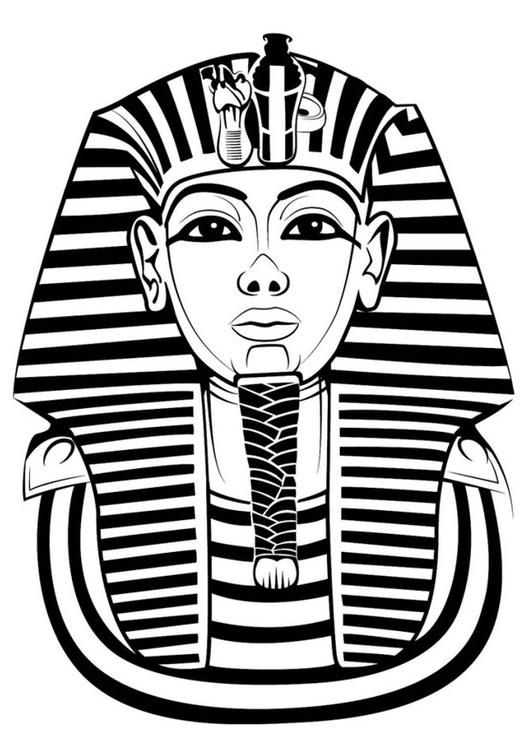 Egyptian Sphinx Template
