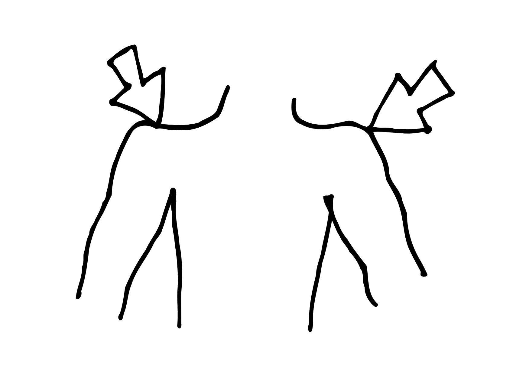 Cuerpo Dibujo Partes Del De Humano