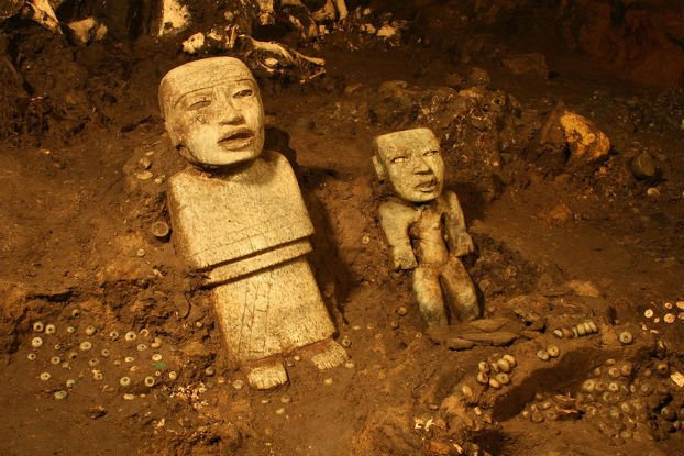 Archaeologists Uncover Thousands Of Ritual Objects In An