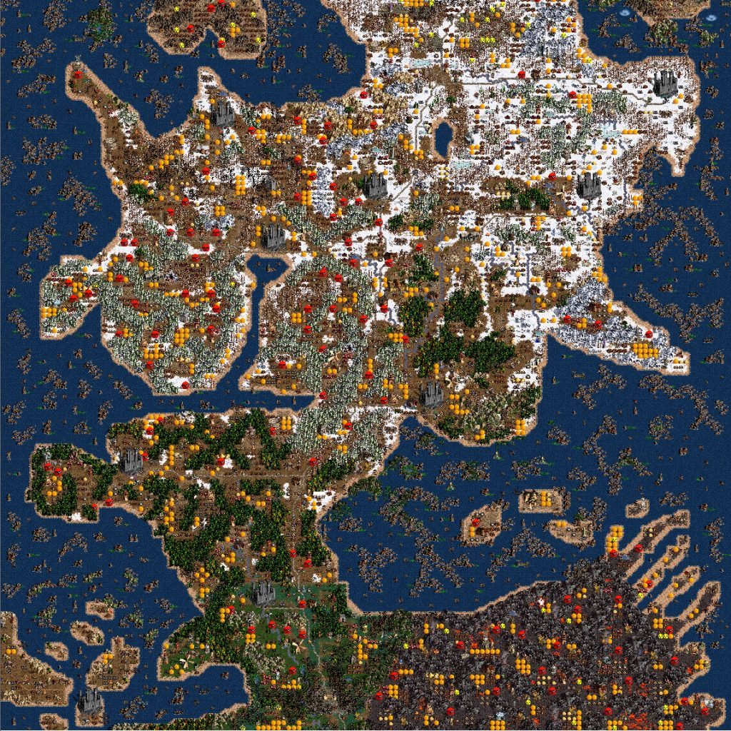 Heroes Of Might And Magic The Restoration Of Westeros