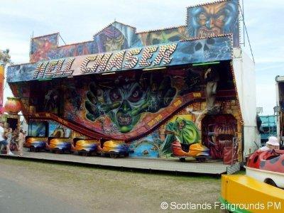Burntisland Fairground   Scotlands Fairgrounds