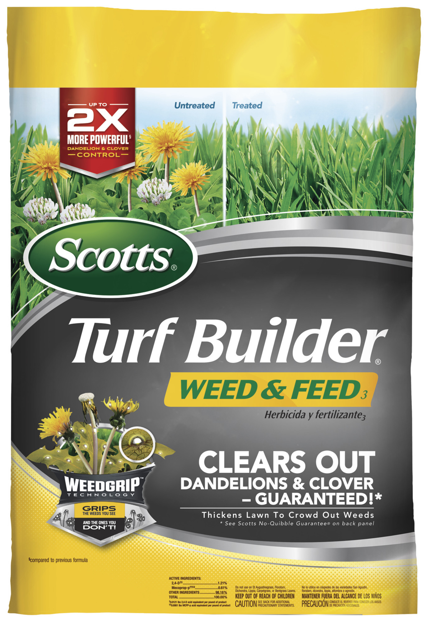 Scotts Fall Fertilizer