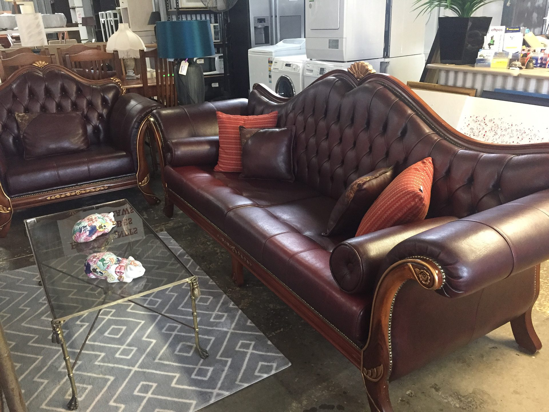 Second Hand Furniture Lounges Gold Coast Scottys Trading