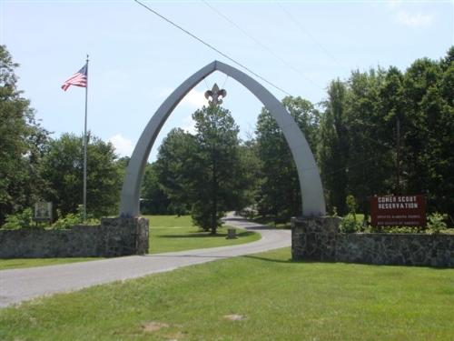 Public Camps Boy Scout Troop 245 Trussville Alabama