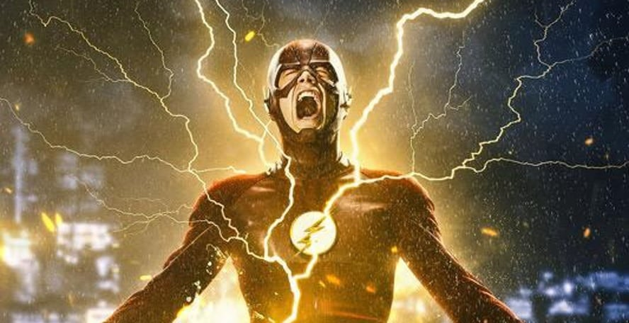 Flash Season 2 Where Watch