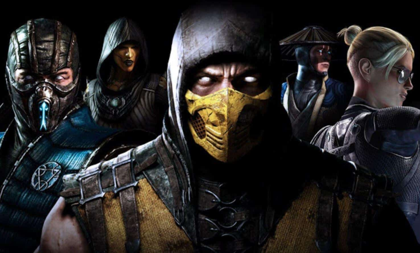 Animated 'Mortal Kombat' Movie Reportedly On The Way From ...