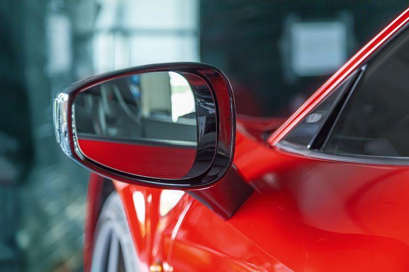 Capristo Mirror Covers - Ferrari 458 | Scuderia Car Parts
