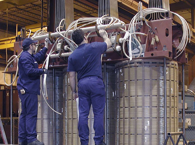 Factory Transformer Repair Amp Maintenance Sdmyers