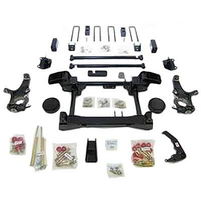 2001 2007 Chevy Silverado 1500hd 2wd W Torsion Bar Front
