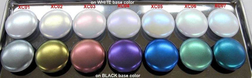 Mr Crystal Color Xc04 Amethyst Purple