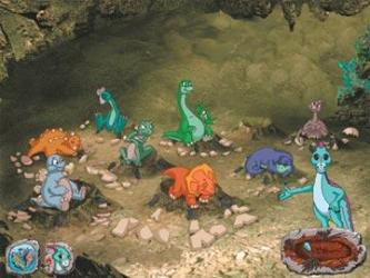 Dinosaur Adventure 3 D Join Rolf and friends  Educational games     Dinosaur Adventure 3 D