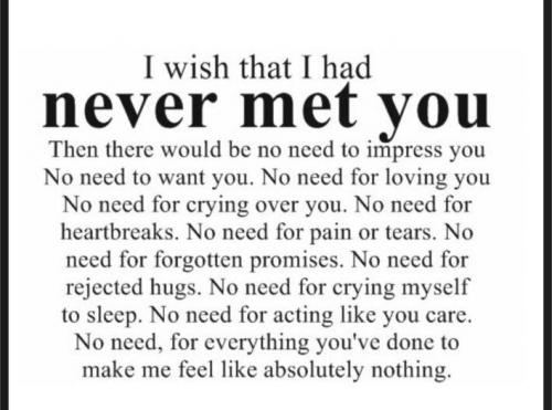 Wish He Loved Me Quotes