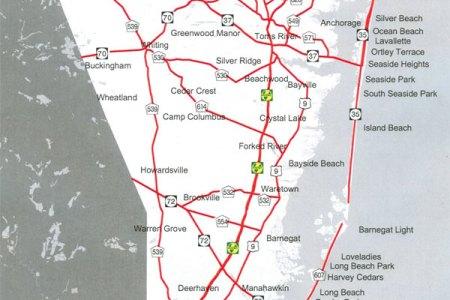 Map Seaside Park Nj Free Wallpaper For Maps Full Maps