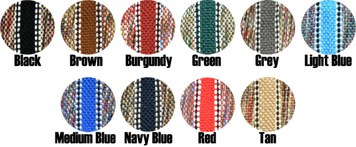 Saddle Blanket Truck Bench Seat Covers