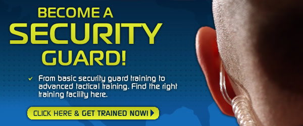 Training California Security Guard