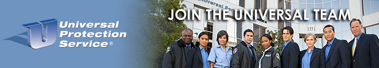 Universal Protection Private Security Careers