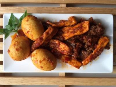 A la carte | SEDAP INDO Catering