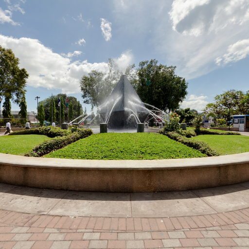 Parque Miguel De Cervantes Saavedra David Panama Virtual Tour