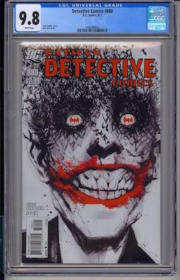 Hot Comics 2019 Detective Comics 880