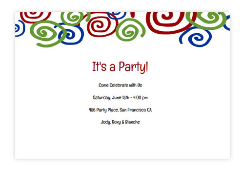 Create Graduation Invitations