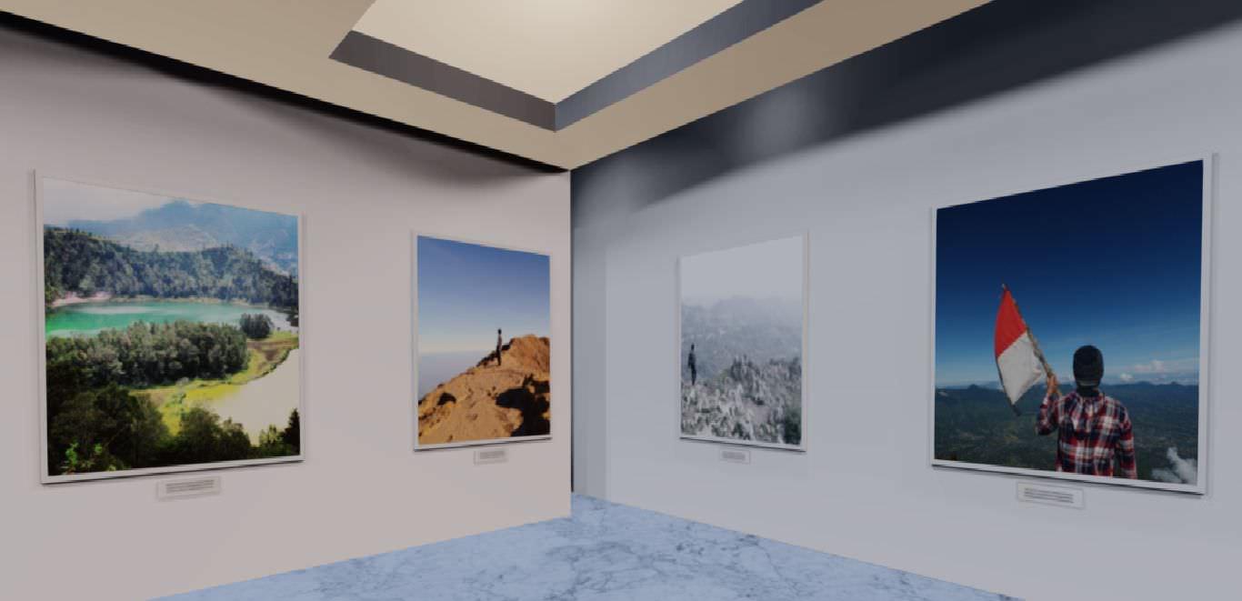 Mengubah Instagram Menjadi Galeri Virtual Reality