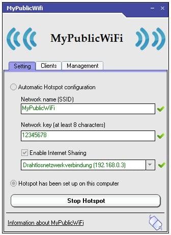 Menjadikan Laptop Sebagai WiFi Hotspot - 7