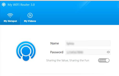 Menjadikan Laptop Sebagai WiFi Hotspot -  My Wifi Router