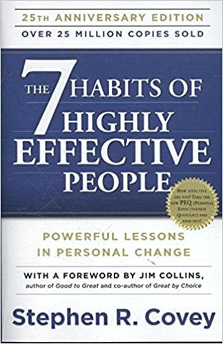 Review Buku 7 Habits of Highly Effective People