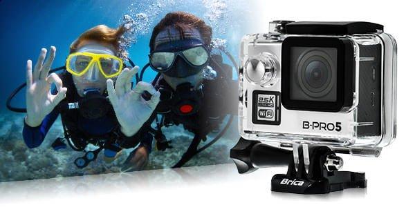 action camera murah - Brica B-Pro 5 Alpha Plus