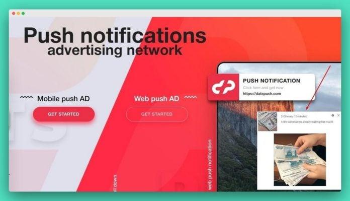 datspush ad network