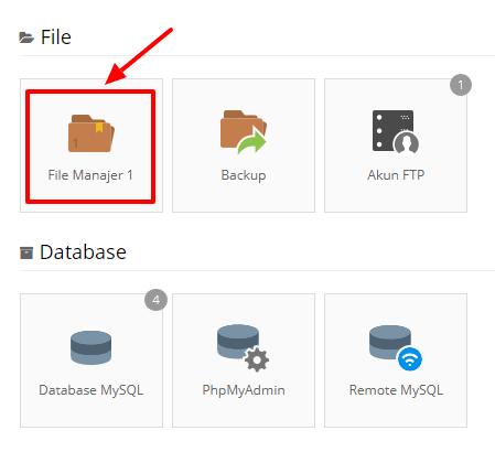file manager hostinger