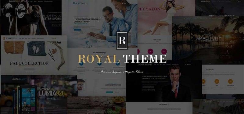 theme WordPress untuk toko online -royal theme