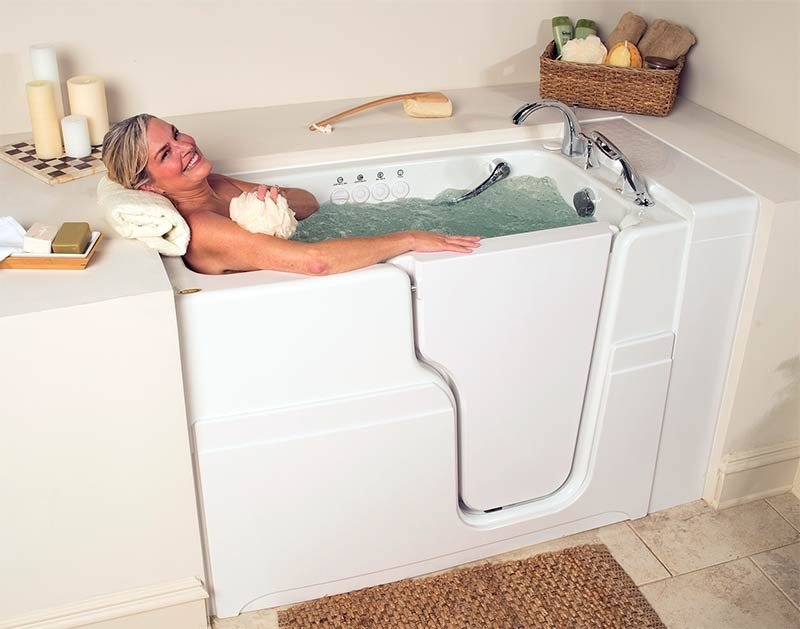 Standard American Walk Tubs Safety
