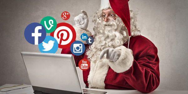 Resultado de imagen para navidad y redes sociales