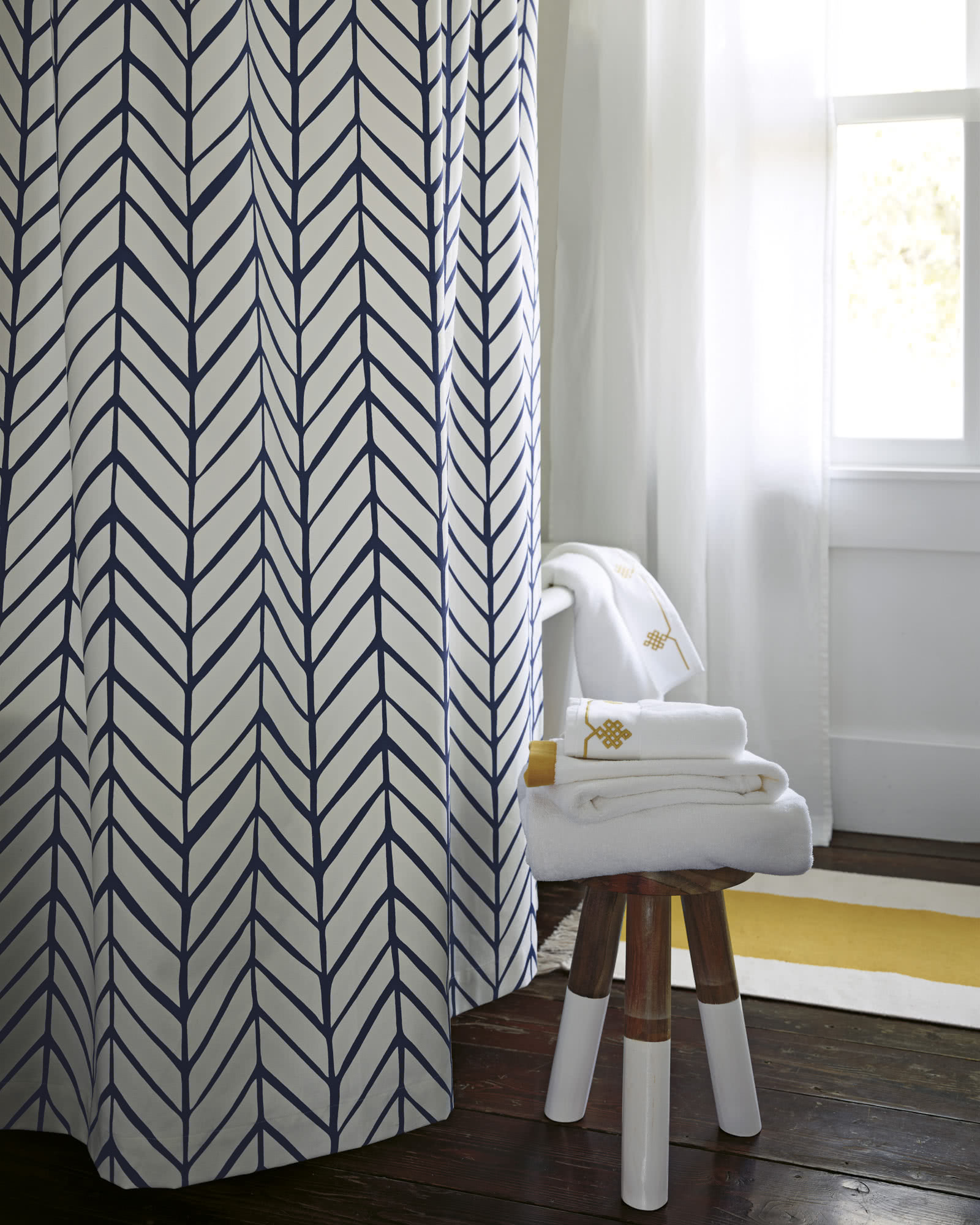 Feather Shower Curtain Shower Curtains Serena And Lily