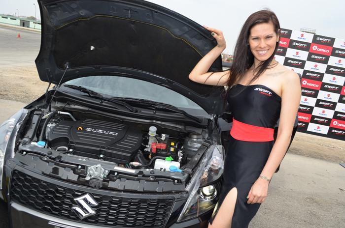 Galer 237 A El Nuevo Suzuki Siwft Sport 2012 Lleg 243 A Lima