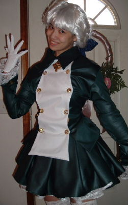 Alice From Shadow Hearts Ii Costume
