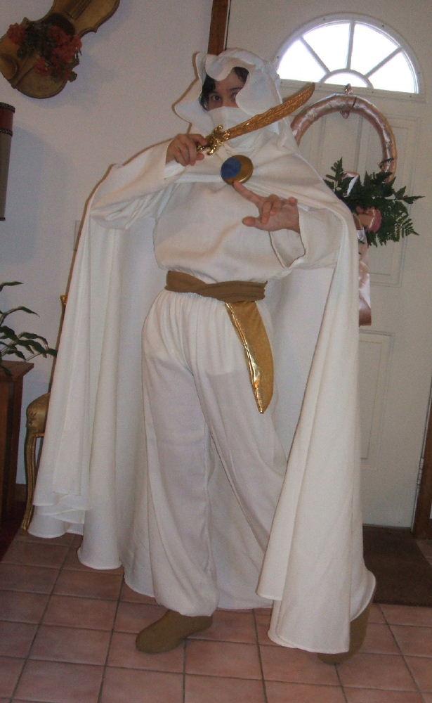 Moonlight Knight Costume Cosplay