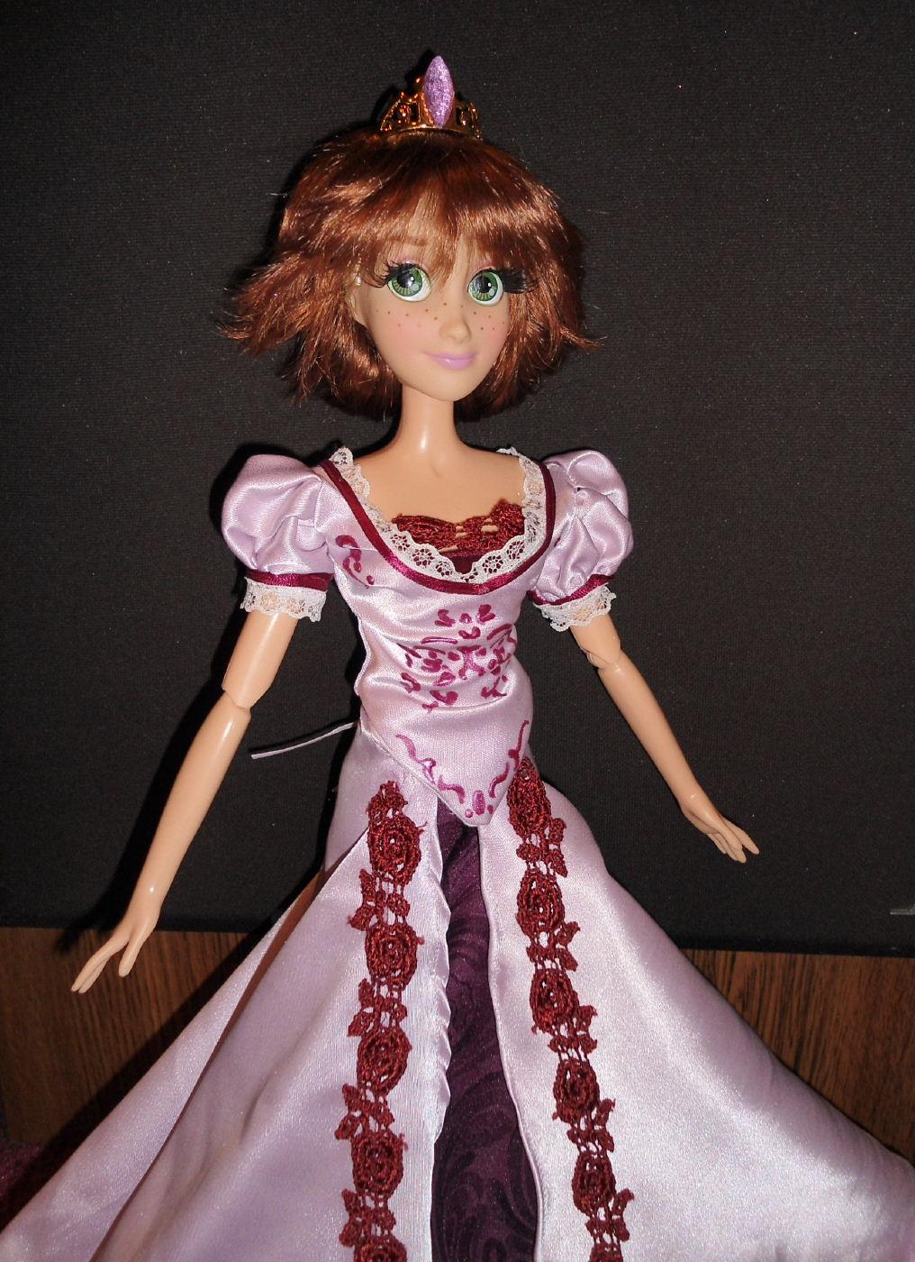Princess Rapunzel 17 Quot Singing Doll
