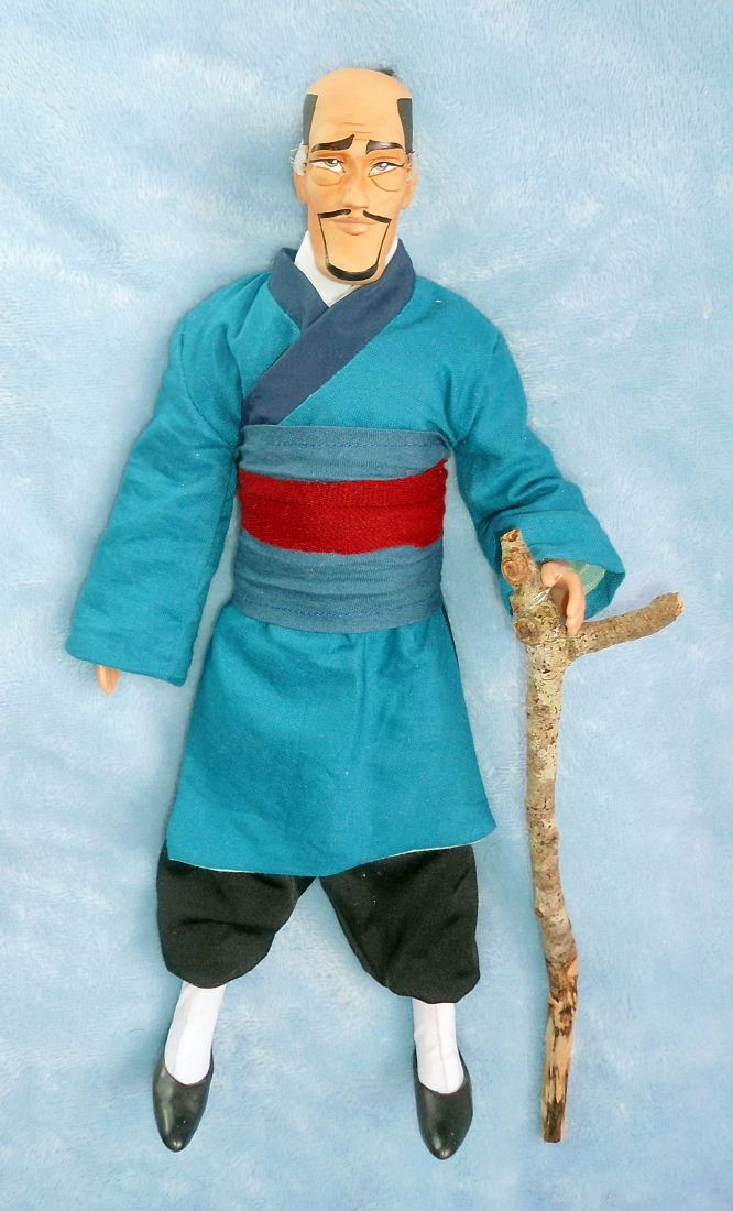 Fa Zhou From Mulan 12 Quot Doll